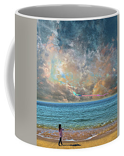 Coffee Mug featuring the photograph 4410 by Peter Holme III