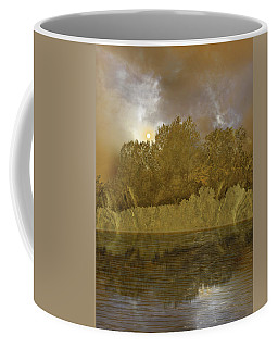 Coffee Mug featuring the photograph 4411 by Peter Holme III