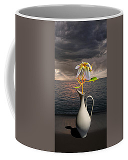 Coffee Mug featuring the photograph 4416 by Peter Holme III