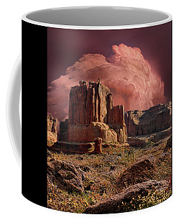 Coffee Mug featuring the photograph 4417 by Peter Holme III