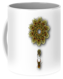 Coffee Mug featuring the photograph 4421 by Peter Holme III