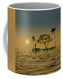 Coffee Mug featuring the photograph 4423 by Peter Holme III