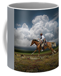 Coffee Mug featuring the photograph 4427 by Peter Holme III
