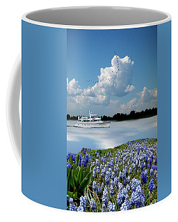 Coffee Mug featuring the photograph 4464 by Peter Holme III