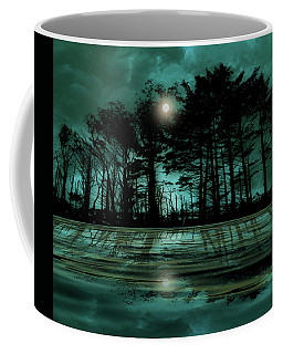 Coffee Mug featuring the photograph 4466 by Peter Holme III