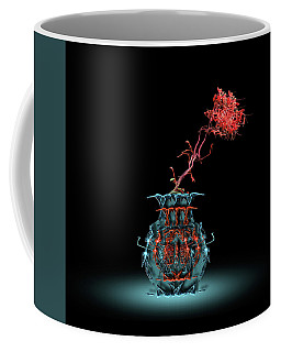 Coffee Mug featuring the photograph 4469 by Peter Holme III