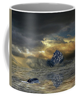 Coffee Mug featuring the photograph 4471 by Peter Holme III