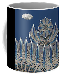 Coffee Mug featuring the photograph 4475 by Peter Holme III