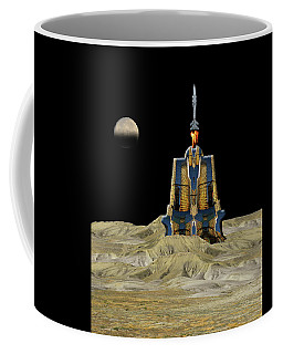Coffee Mug featuring the photograph 4481 by Peter Holme III
