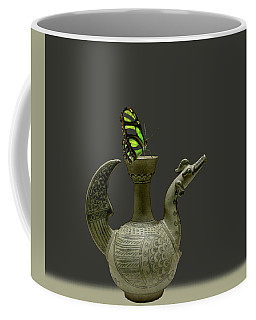 Coffee Mug featuring the photograph 4482 by Peter Holme III