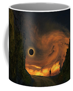 Coffee Mug featuring the photograph 4484 by Peter Holme III