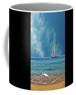 Coffee Mug featuring the photograph 4485 by Peter Holme III