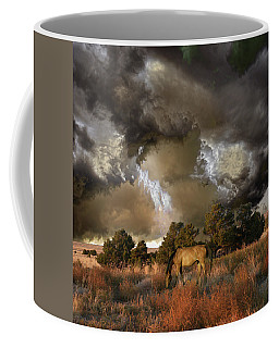 Coffee Mug featuring the photograph 4486 by Peter Holme III