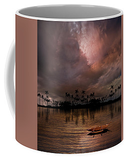 Coffee Mug featuring the photograph 4489 by Peter Holme III