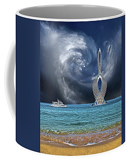 Coffee Mug featuring the photograph 4492 by Peter Holme III