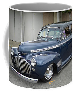 Coffee Mug featuring the photograph 41 Chevy Stylemaster by Bill Dutting