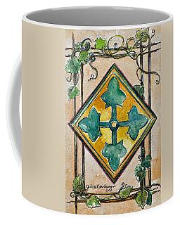 4th Infantry Division Homage Coffee Mug