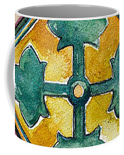 4th Infantry Division Homage Coffee Mug