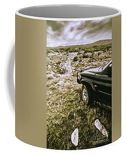 4x4 Tour Tasmania Coffee Mug