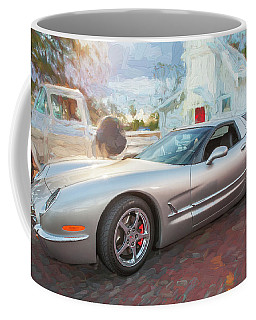1954 Corvette Nomad Coffee Mug by Rich Franco