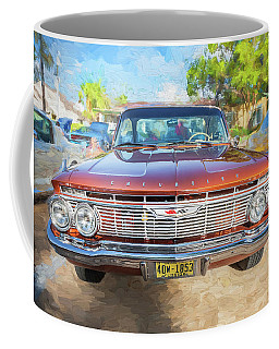 1961 Chevrolet Impala Ss  Coffee Mug by Rich Franco