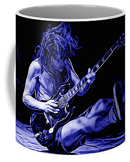 Acdc Collection Coffee Mug by Marvin Blaine