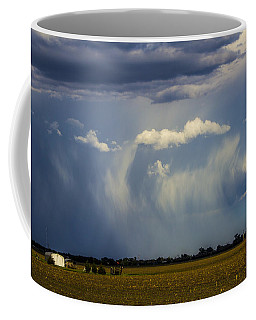 Afternoon Nebraska Thunderstorm Coffee Mug