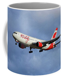 Air Canada Rouge Boeing 767-333 117 Coffee Mug