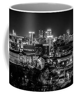 Birmingham Alabama Evening Skyline Coffee Mug
