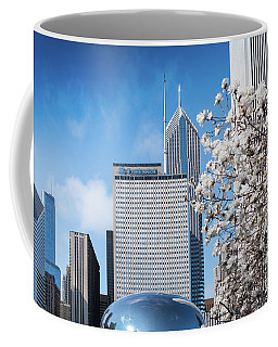 Chicago Bean Millenium Park Coffee Mug
