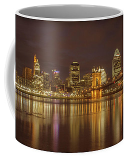 Cincinnati, Ohio Coffee Mug by Scott Meyer