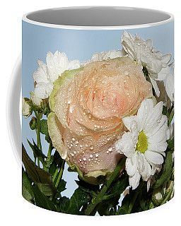 Colorful Flowers Coffee Mug