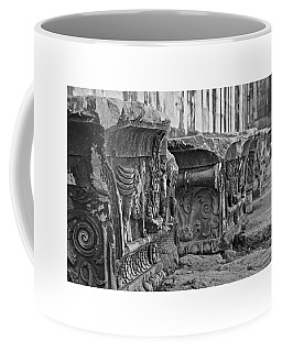 Coffee Mug featuring the photograph Didyma Turkey by Cendrine Marrouat
