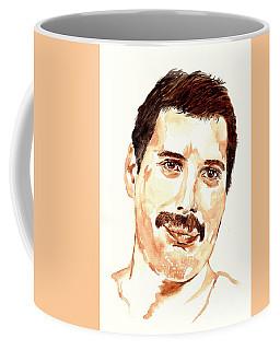Freddie Mercury Portrait Coffee Mug