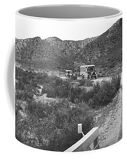 Goodyear Wingfoot Express Coffee Mug