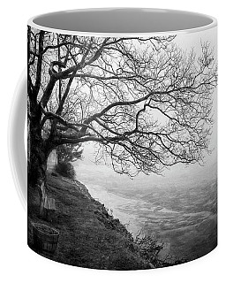 Green Pond New Jersey Winter C410 Coffee Mug by Rich Franco