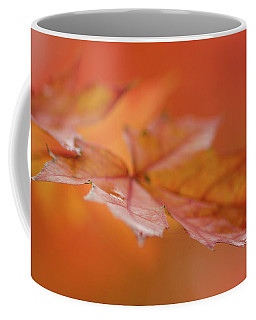 Coffee Mug featuring the photograph On The Edge by Nick Boren