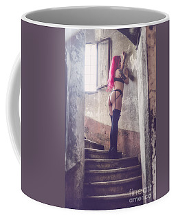 Pretty Things Are Going To Hell Coffee Mug