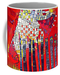 Red Series 4 Coffee Mug
