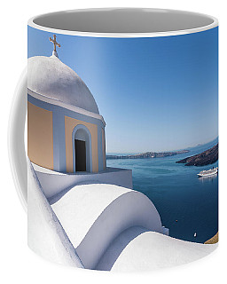 Santorini, Greece Coffee Mug