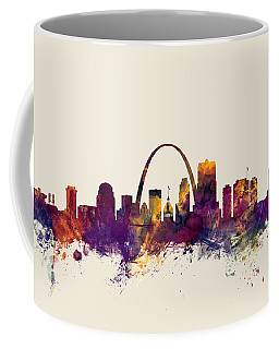 St Louis Missouri Skyline Coffee Mug