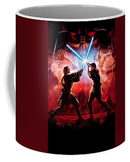 Star Wars Episode IIi - Revenge Of The Sith 2005 Coffee Mug
