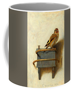 The Goldfinch Coffee Mug