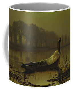 The Lady Of Shalott Coffee Mug