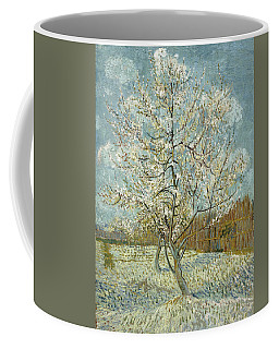 The Pink Peach Tree Coffee Mug
