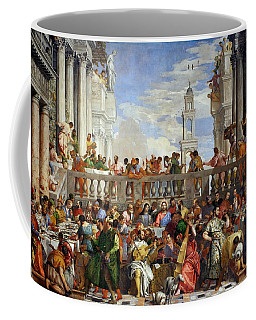 The Wedding At Cana Coffee Mug
