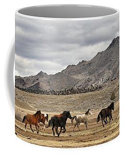 Virginia Range Mustangs Coffee Mug