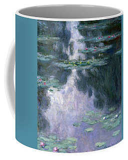 Water Lilly Coffee Mugs