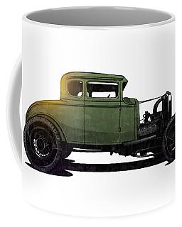 5 Window Hot Rod Coffee Mug