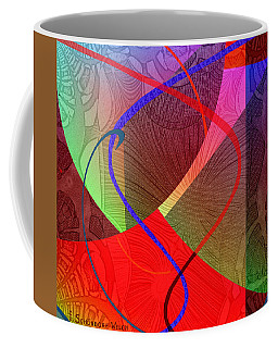 504 - Patterns  2017 Coffee Mug